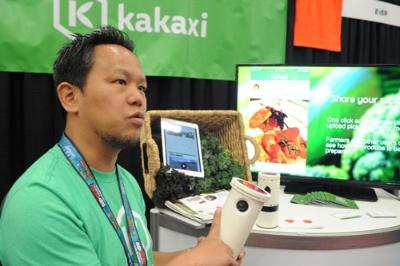 kakaxi米国法人CEOの大塚泰造氏
