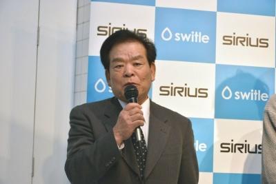 スイトルの仕組みを発明した、川本技術研究所代表の川本栄一氏