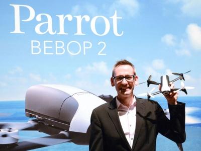 フランスのParrot(パロット)と中国のDJIが、相次いで新型ドローンの発表会を実施。ビギナーでも安定して飛ばせる技術を搭載し、安全性をさらに向上させたことを訴求する