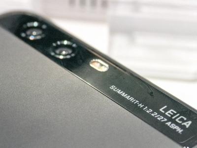 レンズは、HUAWEI P9と同じSUMMARIT-H 1:2.2/27 ASPH.を採用する