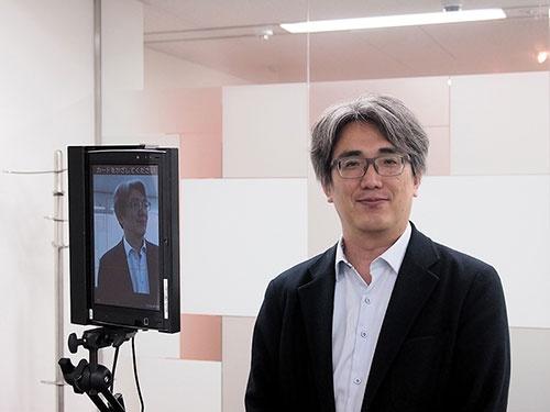 今回、顔認証システムについて、実際に運用した体験を交えて話してくれたテイパーズ常務取締役 冨澤孝明氏