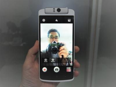 OPPOはこれまで、カメラに力を入れた機種を多数投入。過去にはカメラが自動で回転し、1つのカメラで風景撮影も自分撮りもできる「N3」のようなユニークな機種も発売している