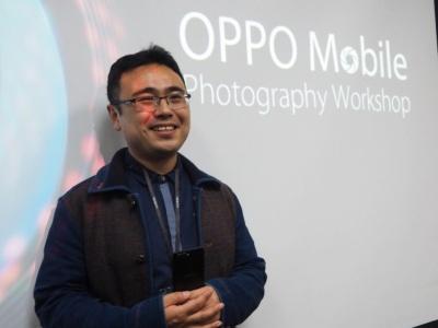 OPPOで映像プロダクトマネージャーを務めるスー・ユー氏