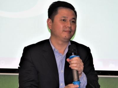 OPPOでキャリア市場のグローバルディレクターを担当するヴィンセント・ウォン氏