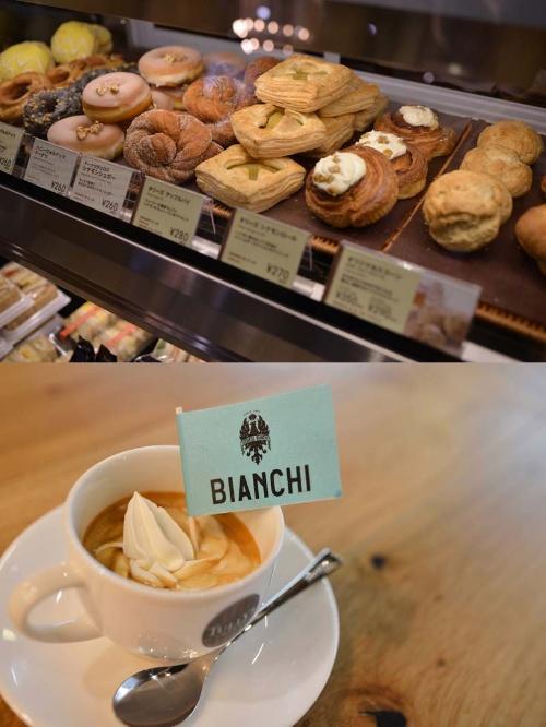 通常のタリーズコーヒーでは味わえない、サイクリスト向けの限定メニューも販売される