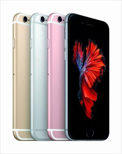 アップルのiPhone 6s。iPhoneシリーズを取り扱うMVNOも増えている