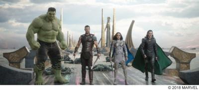(C) 2018 Marvel