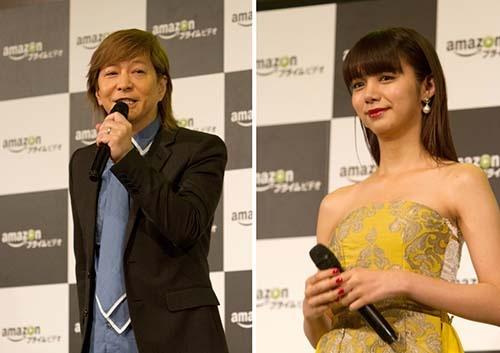 「Invisible TOKYO」に登場する小室哲哉氏、ファッションモデル・女優の池田エライザさん