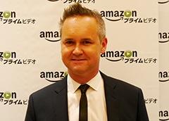 Amazonオリジナル作品や映画の制作など、全コンテンツのライセンスと買い付けを担当している、Amazonスタジオのロイ・プライス代表