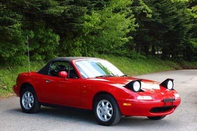 1990年式のスペシャルパッケージ仕様。走行距離18万6000kmの中古車を新品同様に仕上げた