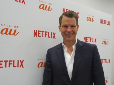 Netflixプロダクト最高責任者のグレッグ・ピーターズ氏