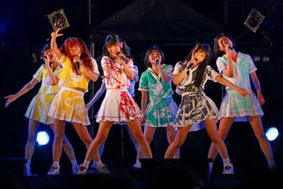 海外公演も多いでんぱ組.inc。アイドル横丁夏祭り!!2018にて