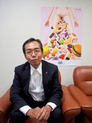 「3Dプリンターが普及したおかげで、試作品の金型も5万円ほどですぐに作れた」と西岡一輝社長