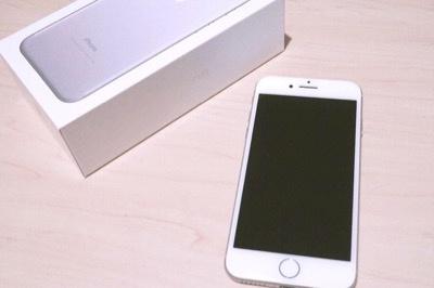 発売日に入手したiPhone 7(シルバー128GB)でレビューした
