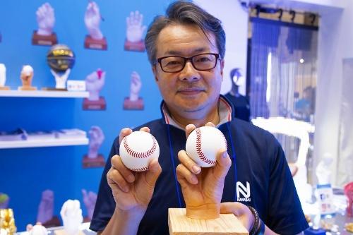 「これは私の手です。似ていますか?」(商品本部長・一ノ瀬秀也氏)