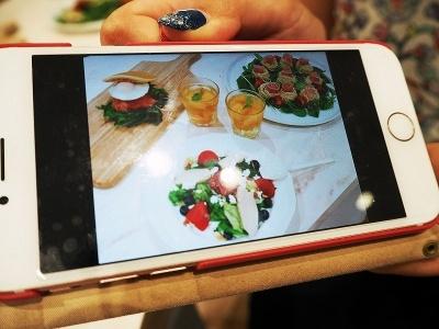 村田さんが盛り付け撮影した料理