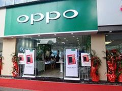 オッポはネット販売に加えて実店舗での販売にも力を入れている