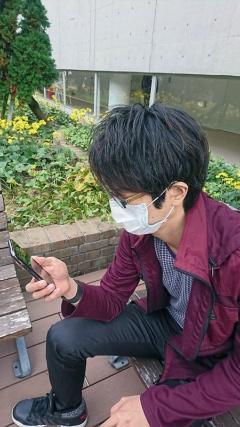 マスクを装着して試してみたが、顔の半分が覆われてしまうため、認証されない