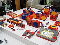 児童向けのオーディオビジュアル機器「My First Sony」シリーズが登場したのは1989年。当時中学生だった筆者は、さすがにもうこのデザインよりも、メタリックなカラーリングの方が好みだった記憶がある