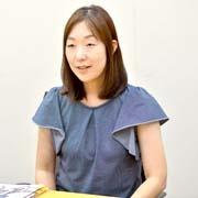 ヤマハ発動機 マーケティング担当の鈴木真理さん