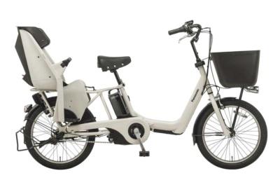 2017年11月20日発売のパナソニックの子育てモデルの2018年モデル、電動アシスト自転車「ギュット・アニーズ・KE」(19万8000円)