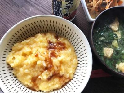 卵かけご飯は意外な収穫。これまで味わった卵かけご飯の中で最も高級感があった