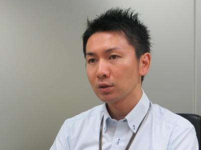 武田薬品工業 日本開発センター 臨床開発部 課長代理 井畑研二氏。1980年生まれ。薬学部を卒業後、大学院に進み、2005年に卒業。2008年に武田薬品工業に入社