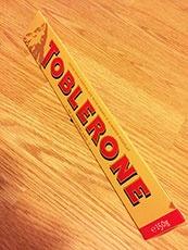 モンデレスのチョコレートバー「トブラローネ」