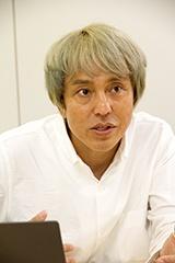 Zeppライブで@JAMの総合プロデューサーを務める橋元恵一氏