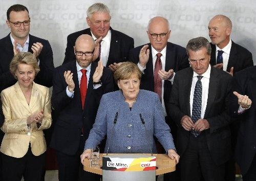 ドイツ連邦議会選挙はメルケル首相率いるCDU・CSUの勝利に終わったが…