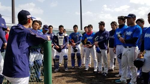 球春到来、徳島インディゴソックスは連覇を目指す