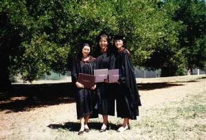 スタンフォード大学MBAの卒業式で