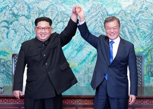 南北首脳会談など急展開する朝鮮半島情勢にロシアは置き去り?(写真:代表撮影/ロイター/アフロ)