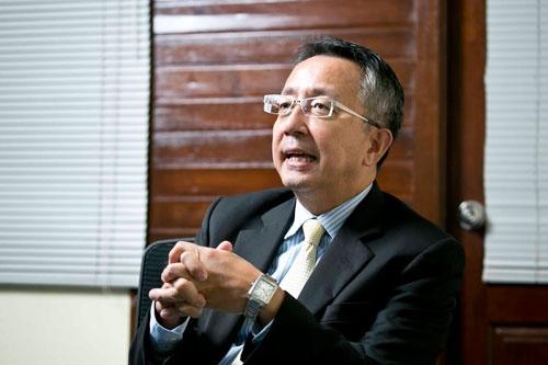 藤川氏は「企業価値を高められるか、ここ2~3年が勝負どころ」と話す(写真:的野弘路)