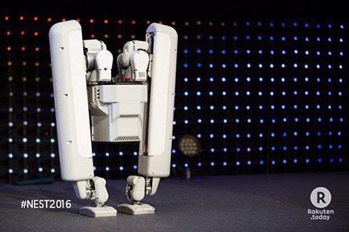 SCHAFTの二足歩行ロボットは、さらに進化中