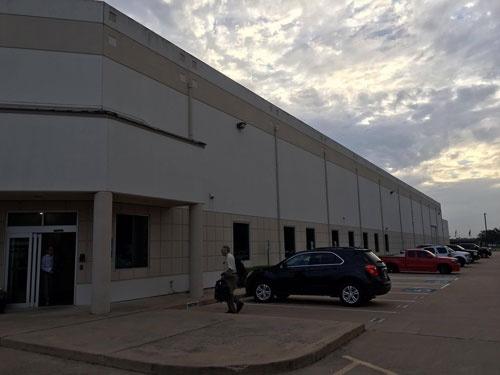 新たにオープンしたヒューストンオフィス
