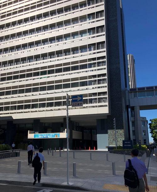 日本で営業活動スタート。企業、行政庁を訪れて「同志」を探しました