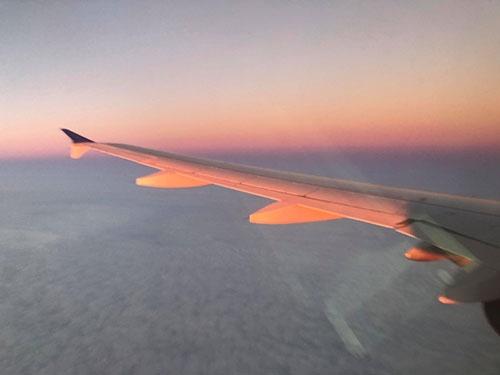 西海岸サンフランシスコから空路、東海岸ワシントンD.C.へ。そしてワシントンD.C.からお隣のヴァージニア州へは陸路で、カンファレンスに向かいます
