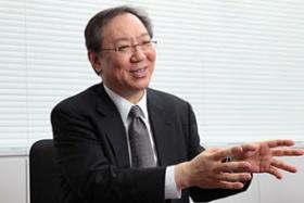 神戸大学大学院経営学研究科の三品和広教授(写真:陶山 勉)
