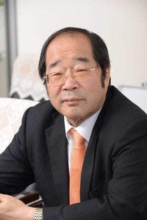 大創産業の矢野博丈社長(写真:橋本真宏)