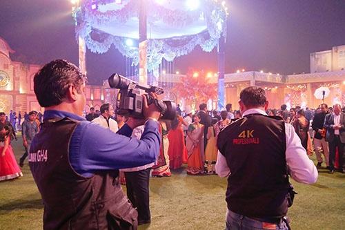 パナソニックはインドの結婚式に照準を合わせたマーケティング活動を展開して他社を引き離している