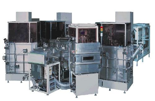 キヤノントッキの製造装置。有機ELパネルメーカーが買いたくても買えない状態が続く