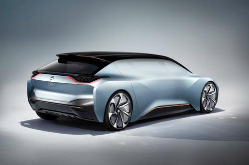 北米では完全自動運転車「EVE」の販売を予定している。