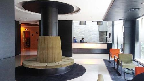 日本食レストランに続いて、経営を担うことになったマネサールのホテル