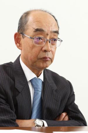 <b>3Dプリンターの発明者、小玉秀男氏</b><br />1977年名古屋大学大学院修了、名古屋市工業研究所へ。1984年に弁理士登録(写真:北山 宏一)