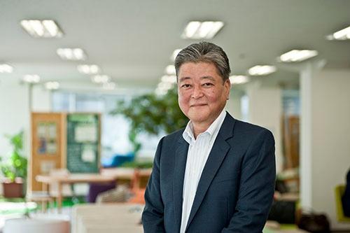 三井不動産ベンチャー共創事業部の菅原晶部長