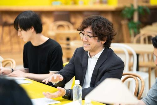 森川氏は「戦略的に日本を上手く使うべき」と話す。