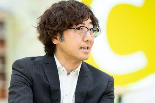 日本テレビ放送網、ソニー、LINE社長を経て2015年に女性向け動画メディア運営のC Channelを創業。(写真=吉成 大輔)