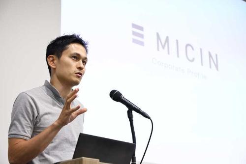 "<span class=""fontBold"">原聖吾氏</span><br />東京大学医学部卒。米スタンフォード大留学を経てマッキンゼー・アンド・カンパニー入社。医療政策の提言に携わる。2015年、MICINの前身企業を設立。AIによる医療情報分析やオンライン診療サービスを手掛ける"