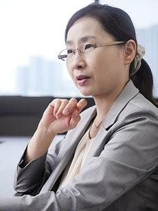 青井未帆 学習院大学法務研究科教授(写真:加藤 康)